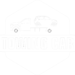 Логотип кампании towing car