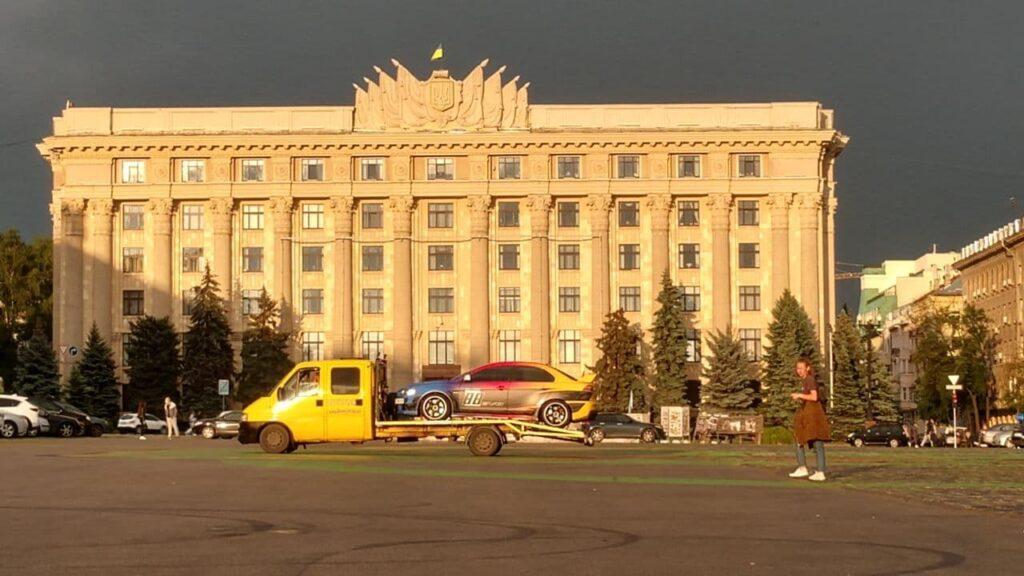 Эвакуатор по Харькову
