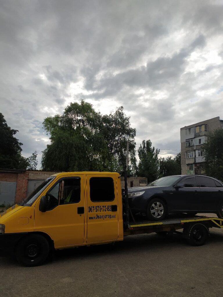 Эвакуатор Харьков стоимость