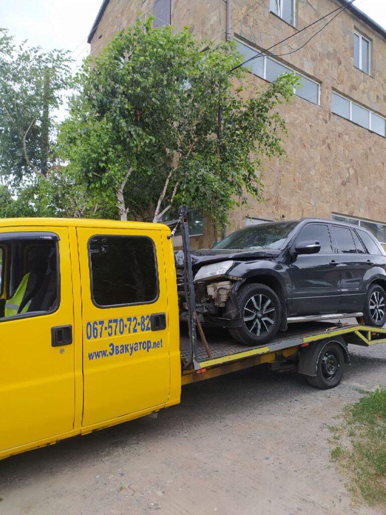 Вызвать эвакуатор в Харькове