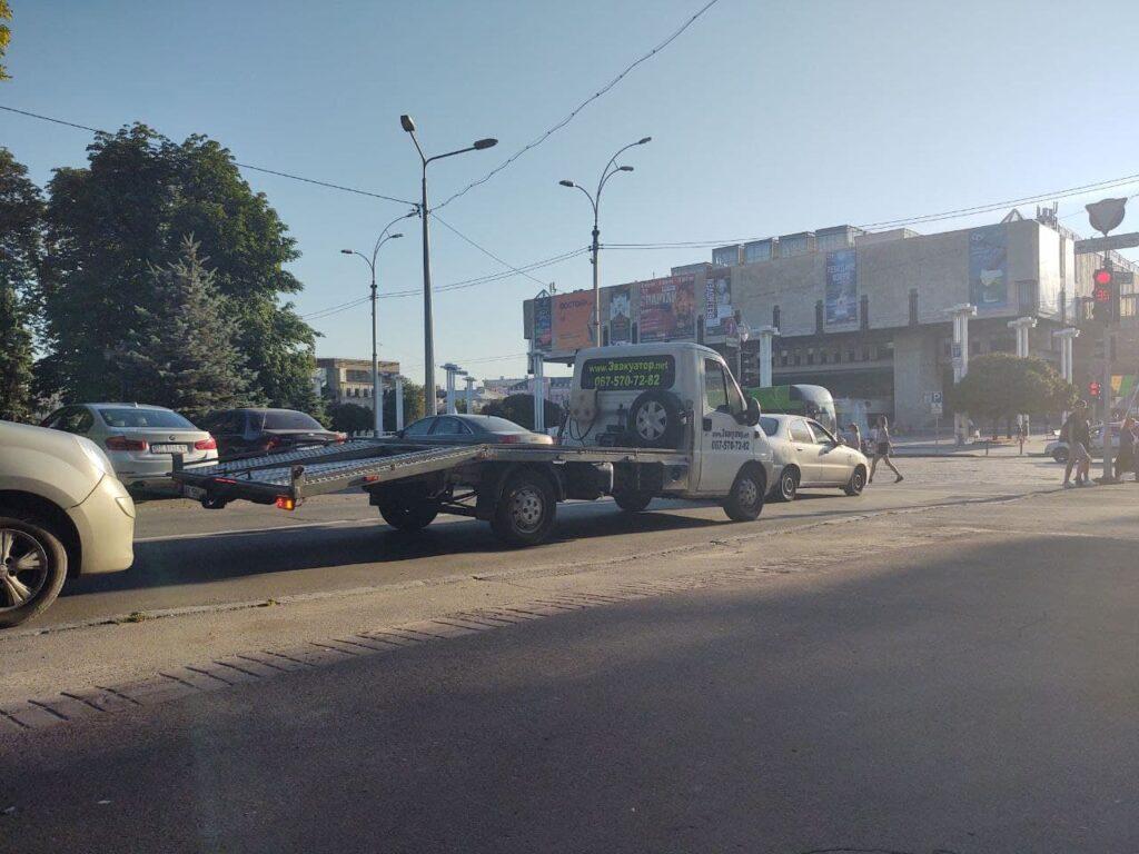 Эвакуатор Харьков – Киев