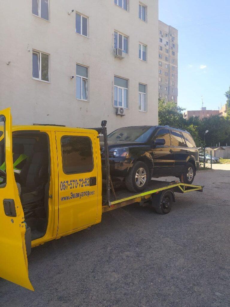 Услуги эвакуатор Харьков цена